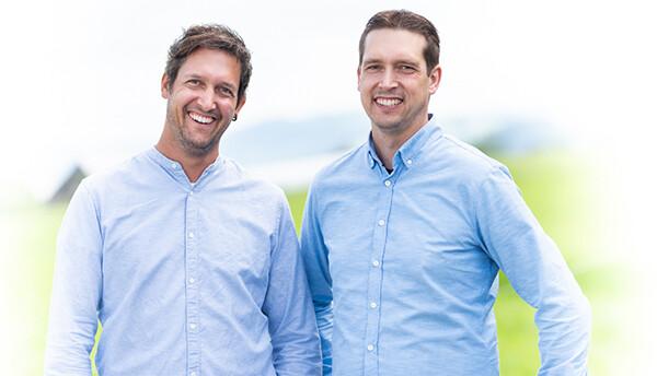 Fahrlehrer Andy und Patrick Jost