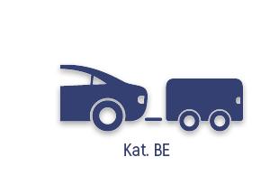 Fahrzeugkategorie Auto Anhänger
