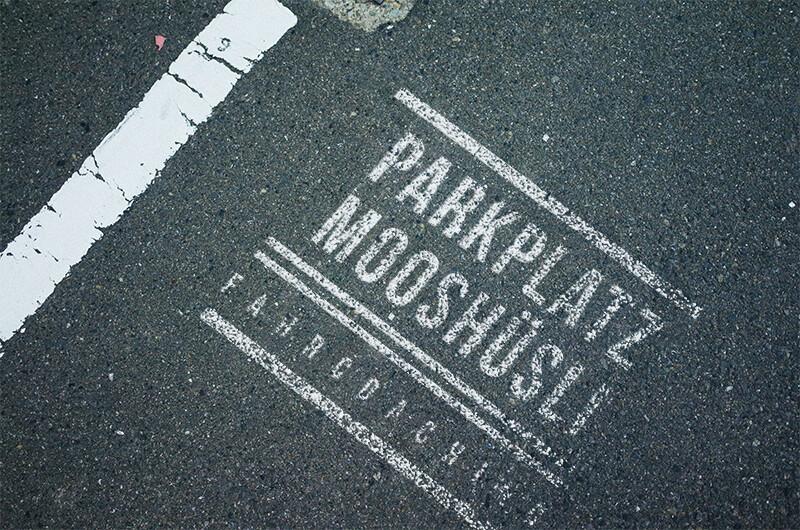 Parkplatz Mooshüsli